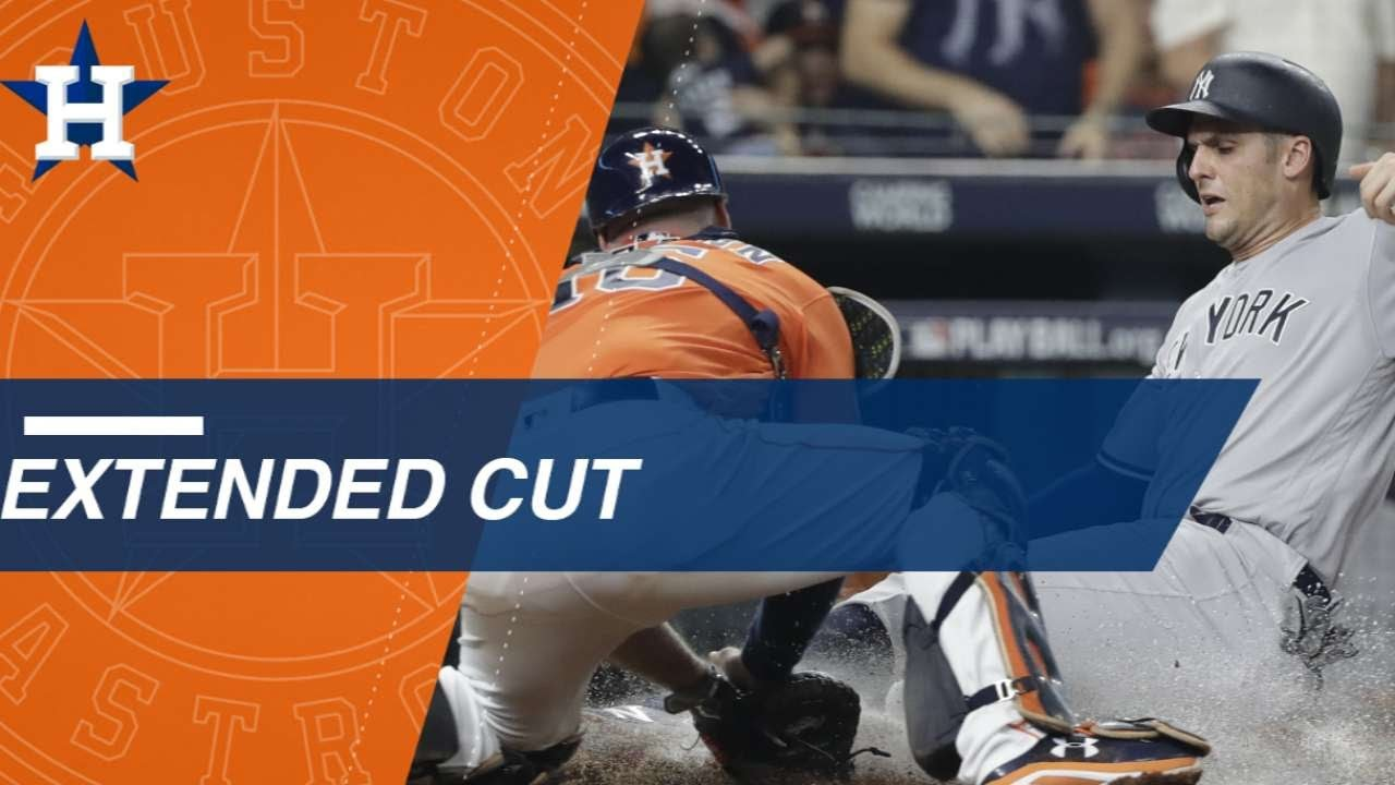 86331ac3f2968 Extended Cut of Marwin Gonzalez s clutch throw home - YouTube