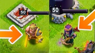 "Clash of Clans - LEVEL 50 HEROES? ""NEW!"" Update IDEAS For Town Hall 11 Update! CoC November!"
