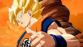 [PC] Dragon Ball FighterZ ► Test Recording: Online Match