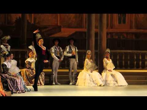 "Ekaterina Krysanova / Ivan Vasiliev - ""Don Quixote"""