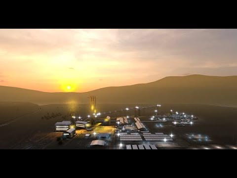 Gold Fields South Deep mine in virtual reality