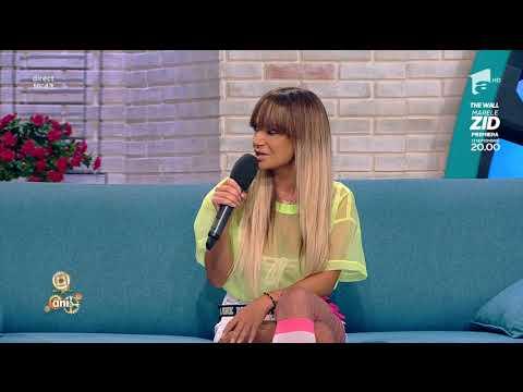 """Andreea Antonescu a lansat un nou single, """"Când vine noaptea"""""""
