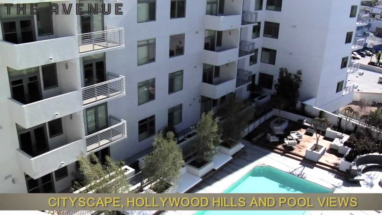 The Avenue Home Hollywood Apartments Youtube