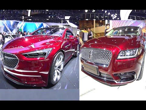 Officially NEW 2016, 2017 Lincoln Continental VS 2016, 2017 Buick Avista