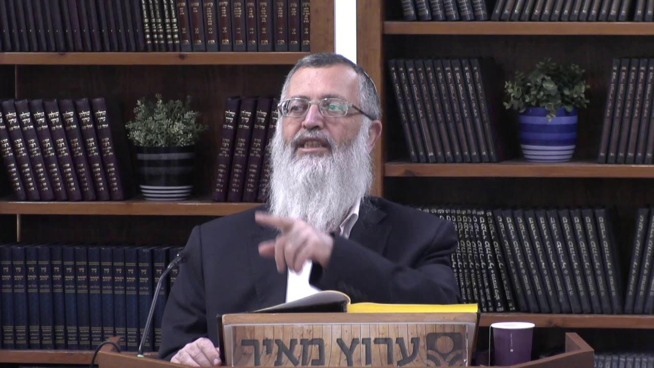 הלכות פסח - הרב מרדכי ענתבי - משנה ברורה הקדמה חלק א'
