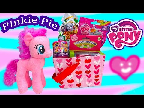 MLP Pinkie Pie Blind Bag Gift Box Set Fash'ems My Little Pony Cutie Mark Magic Surprise Mystery