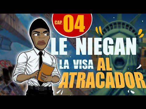 La Visa Cap.4 La Percha Mentá #elatracadord