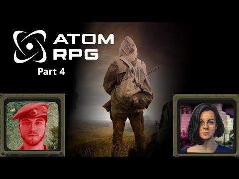 Atom RPG - Lady Killer - Part 4
