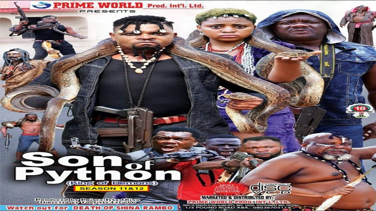 Download SON OF PYTHON SEASON 12 - LATEST NOLLYWOOD TRENDING ACTION MOVIES
