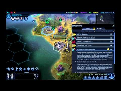 "Civlization Beyond Earth: Brasilia ep. 3 ""Making Enemies"""