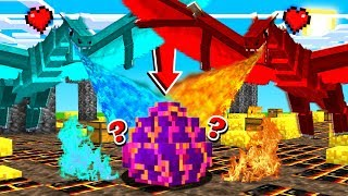 BREEDING ICE AND FIRE DRAGONS IN MINECRAFT!