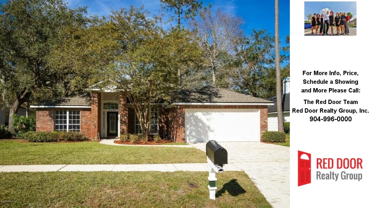 1592 Shelter Cove Dr Orange Park Fl Presented By The Red Door Team