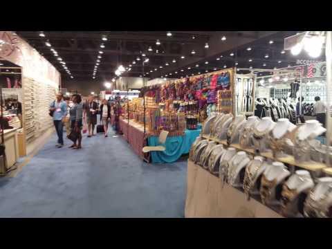 ASD Market Week Las Vegas Trade Show 2016 Walkthrough