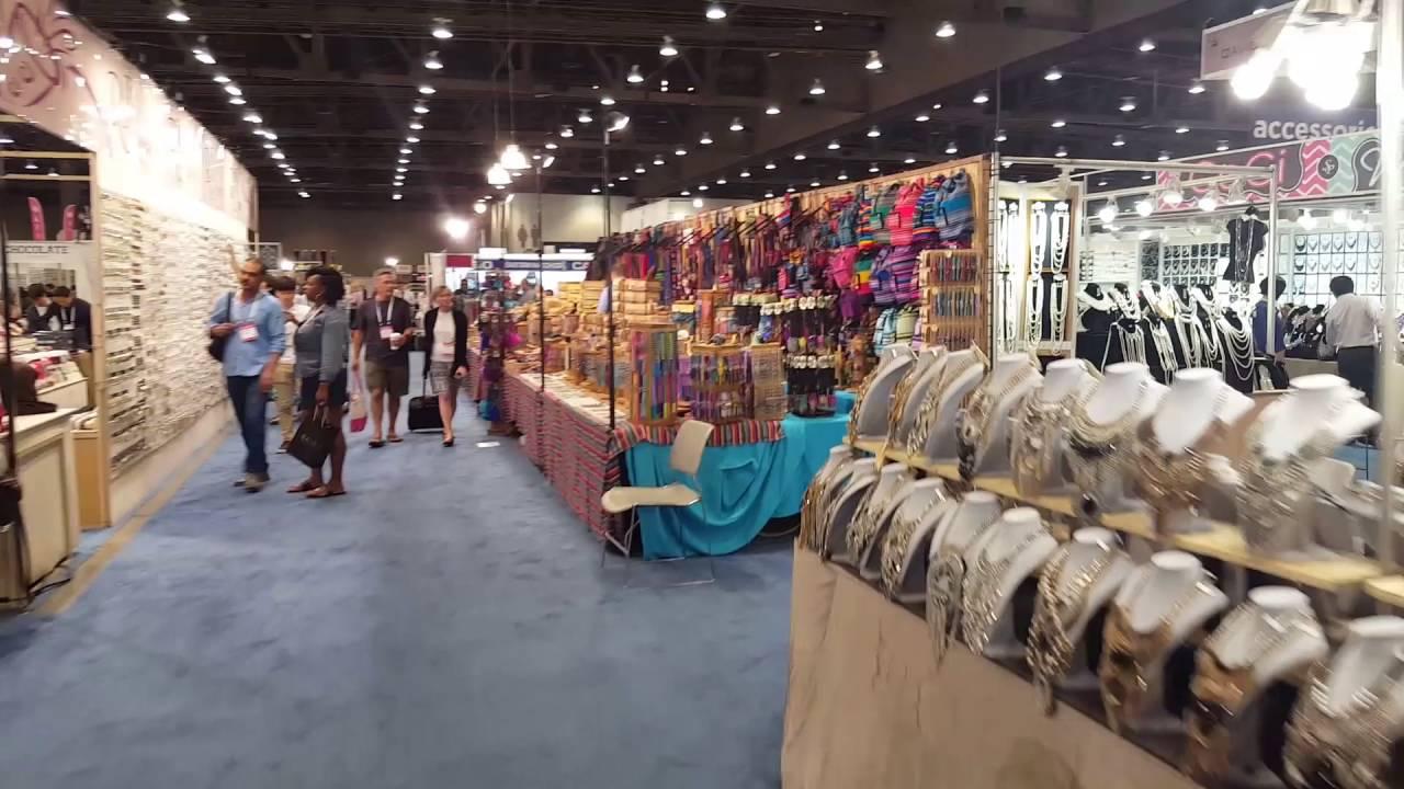 ASD Market Week Las Vegas Trade Show 2016 Walkthrough - YouTube