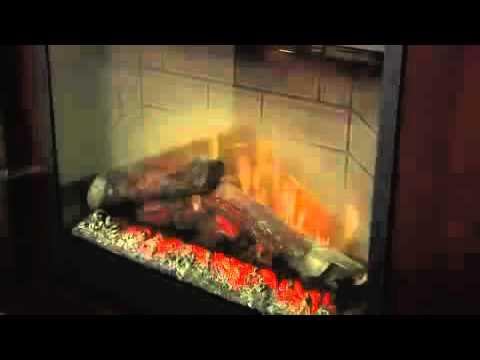 Dimplex Kenton Electric Fireplace Youtube