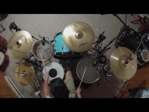 Way Down We Go - Kaleo Drum Cover
