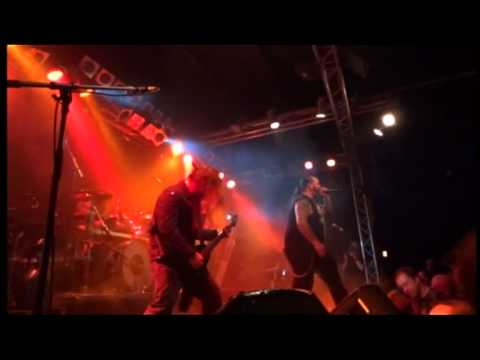 CREMATORY - Left The Ground - live (K17 Berlin - 21.04.2012)