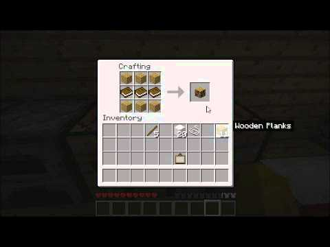 Minecraft How To's: make paintings, books and more - YouTube