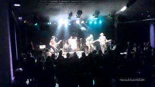 Redneck Surfers. Sala B del CAEM. Salamanca.