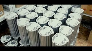 Производство  светодиодного промышленного освещения