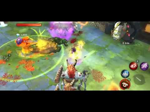 Dungeon Hunter 5 Unholy Invasion In Nature Hideout (11/2019) - Android Gameplay HD