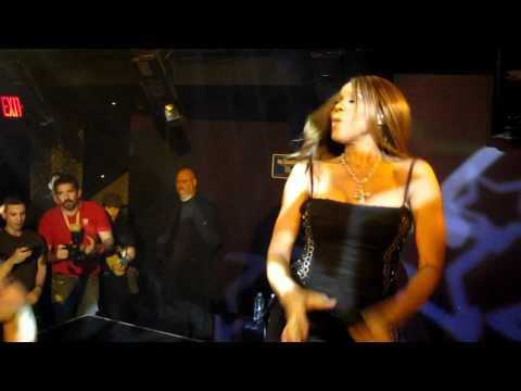Deborah Cox performs