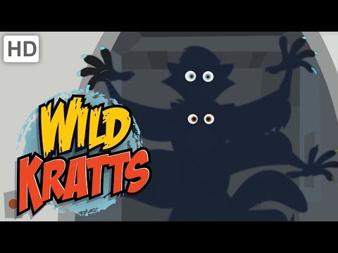 Wild Kratts - Spooky Creature Roundup 🎃 Halloween Howls and Growls