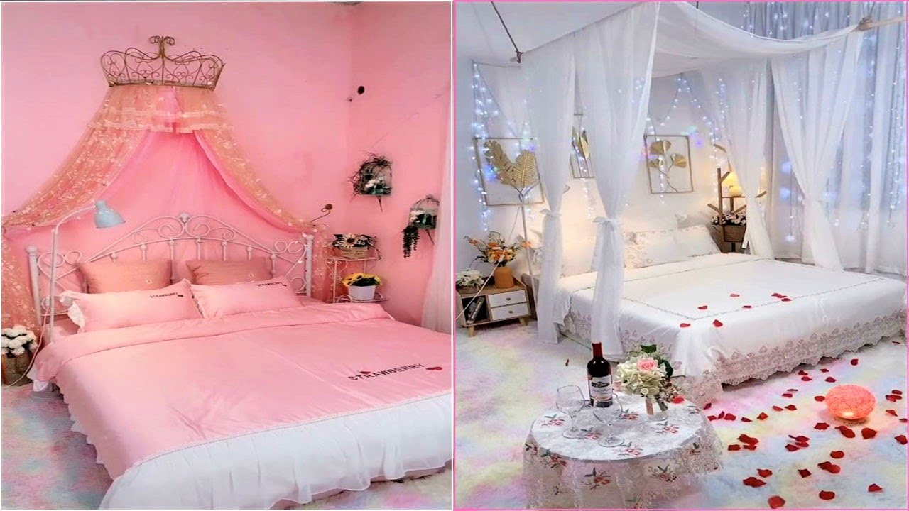 Decorate Beautiful Bedrooms Change The Style Of Your Bedroom Part 13 Youtube