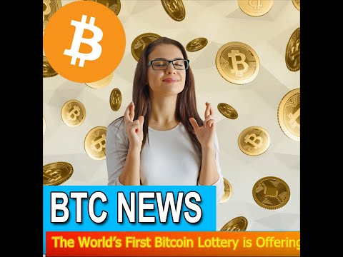 BTC News - The World's First Bitcoin Lottery is Offering a 1,000 BTC Bounty