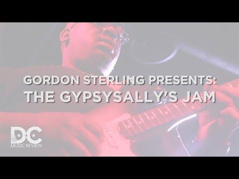 Gordon Sterling Presents: The Gypsy Sally's Jam 12/18/2018