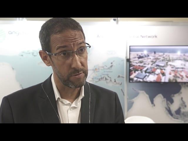 ANTÓNIO NUNES -CEO da Angola Cables