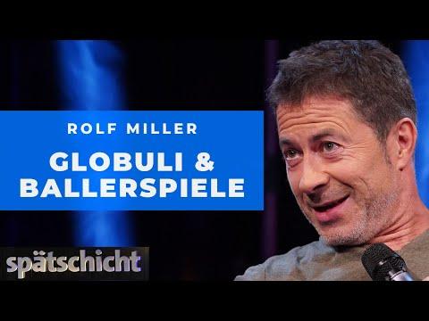 Rolf Miller über Globuli und Ballerspiele | SWR Spätschicht