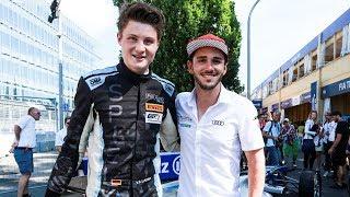 Vollgas in der Schweiz! | Formel E Zürich | Daniel Abt