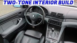 "Interior Upgrade On My ""Cheap"" Straight-Six BMW E46 325i Touring - Project Cologne: Part 5"