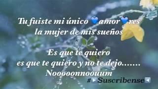 fuiste mi único amor - ❤️big Dario ❤️ Liricks Letra - Español
