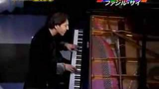 fazil say plays turkish march black earth kimi wo nosete