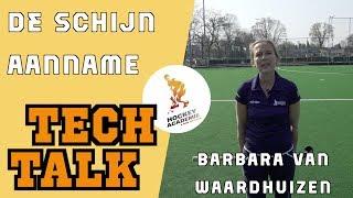 TECH TALK - De Schijnaanname met Barbara van Waardhuizen