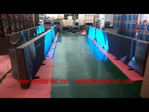China Sports LED Display Stadium LED Display Perimeter LED Displays
