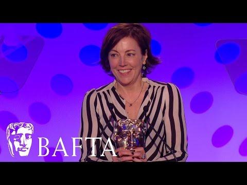 Casting Director Nina Gold receives Special Award  BAFTA TV Craft Awards 2016