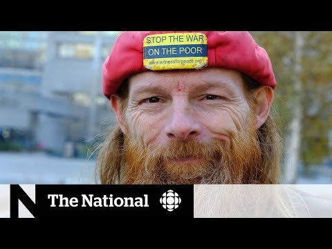 What it's like to be homeless in Toronto