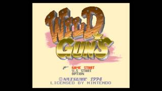 Wild Guns - Carson City Stage Theme Remastered