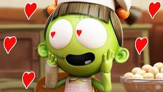 Spookiz | AMOR DE ZOMBIE | Dibujos animados para niños | WildBrain