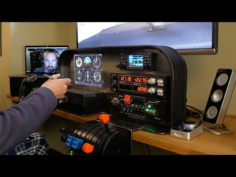 Pilots building Home Flight Simulator Setup I dreamt of as a kid + Giving one away!