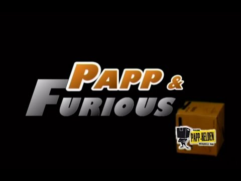 papp and furious fast furious parodie 2009 youtube. Black Bedroom Furniture Sets. Home Design Ideas