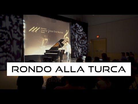 Rondo Alla Turca | 2019 Merriam School of Music Year End Recitals
