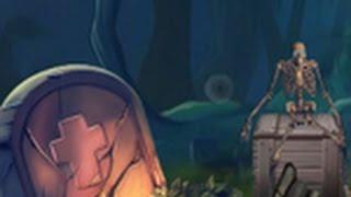 Escape Game: Haunted Cemetery Walkthrough