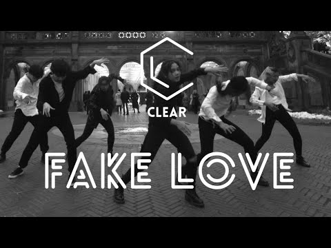 [CLEAR | KPOP IN PUBLIC NYC] BTS (방탄소년단) - FAKE LOVE Dance Cover