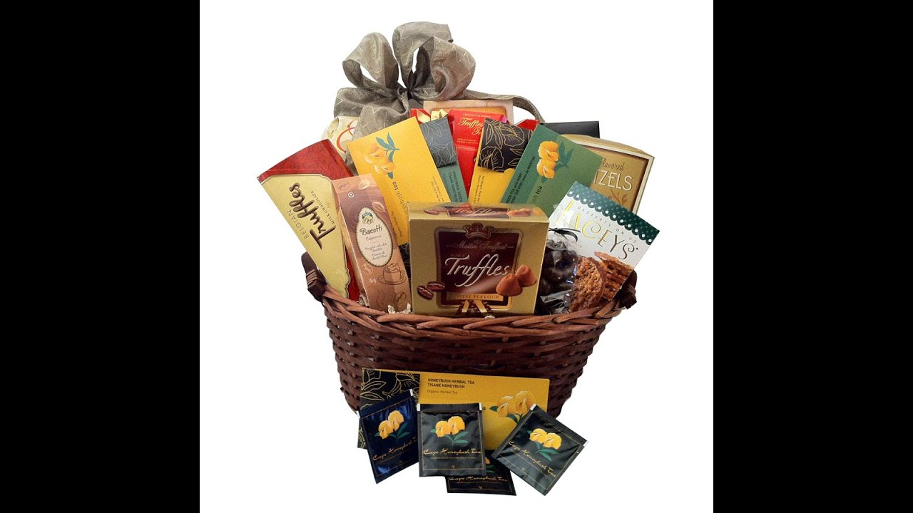 Thank You Gift Baskets| Halloween gift baskets| Healthy Gift Baskets ...