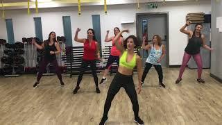 Ravit Cohen- Danct It Out - Luis Fonsi, Demi Lovato - Échame La Culpa