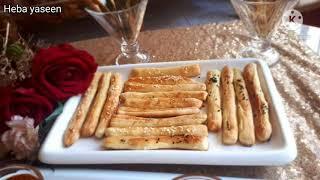 باتون ساليه على الطريقة الفرنسية الأصلية احلى من المخابز بعدة نكهات مختلفة Batone sale
